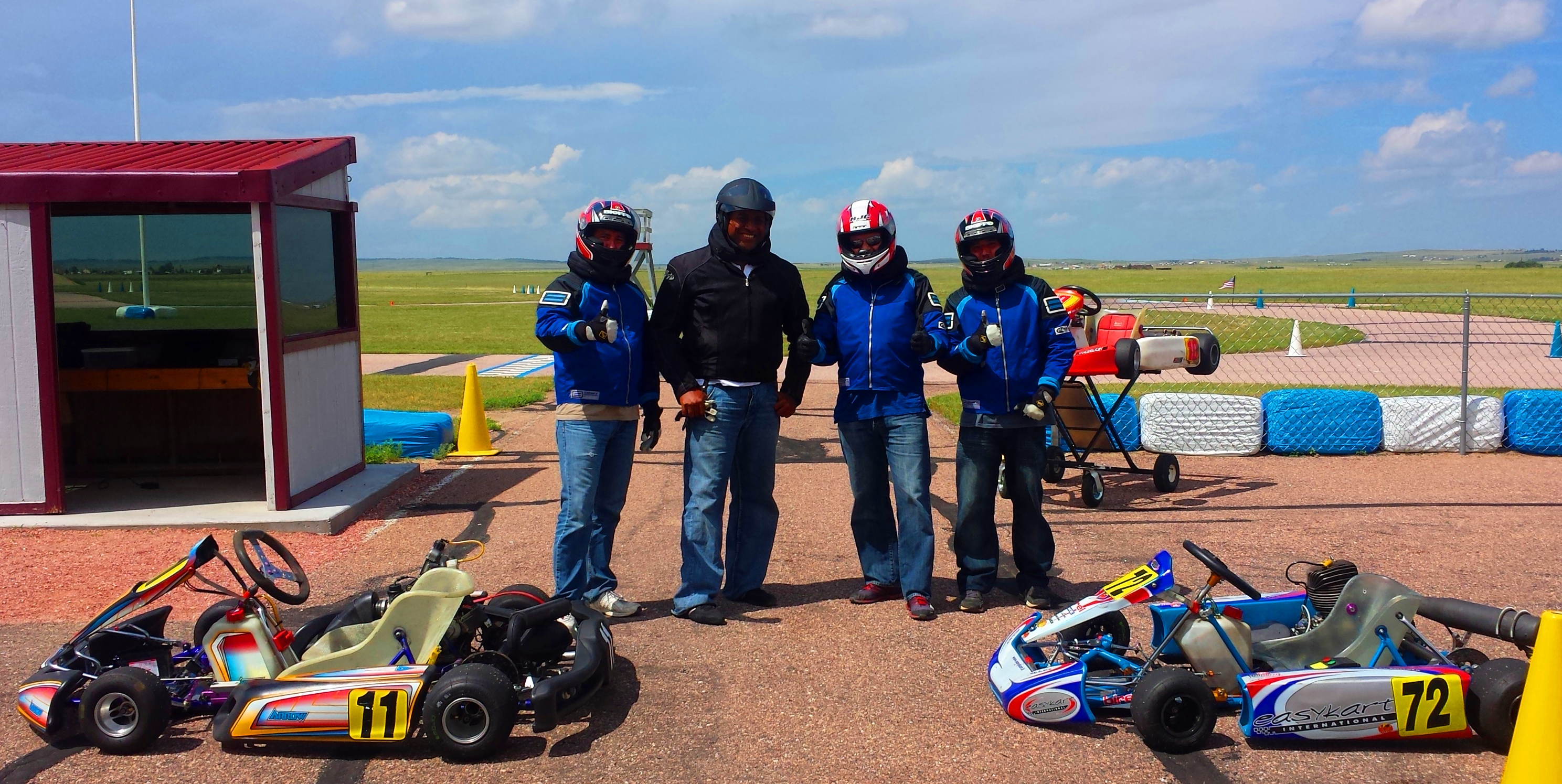 Go Karts Colorado Springs >> Apex Speed Kart Racing School